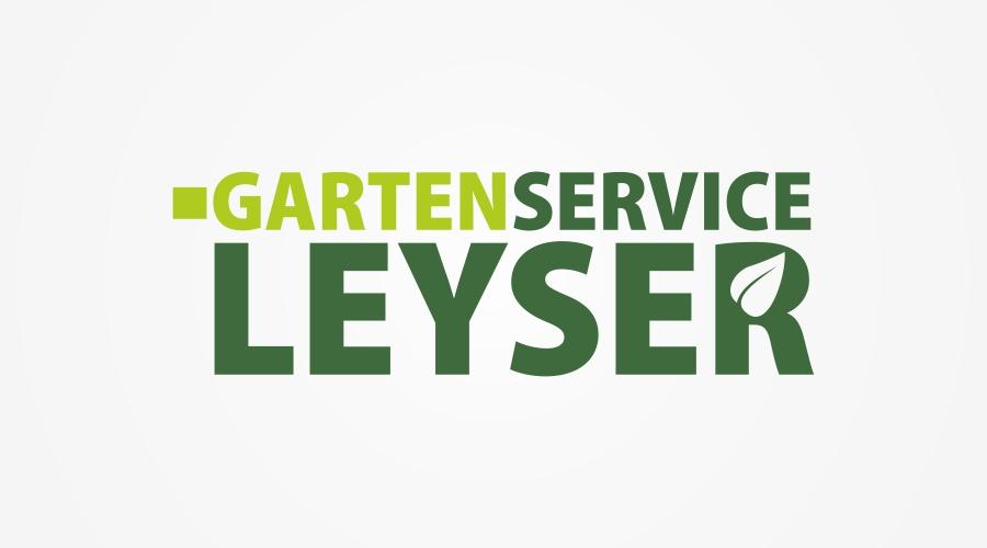 Garten Service Leyser - Logo